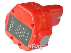 12V 3000mAh 3.0Ah Ni-MH Power Tool Battery 1233 For Makita Cordless Drill Tool