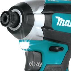 18-Volt LXT Lithium-Ion Brushless Cordless Hammer Drill and Impact Driver Combo