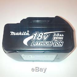 2 NEW 18V GENUINE Makita Batteries BL1830 3.0 AH 18 Volt For Drill, Saw, Grinder