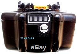 3 New GENUINE Makita Batteries BL1830B 3.0 AH 18 Volt For Drill, Saw, Grinder 18V