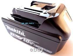 5 New GENUINE Makita Batteries BL1830B 3.0 AH 18 Volt For Drill, Saw, Grinder 18V
