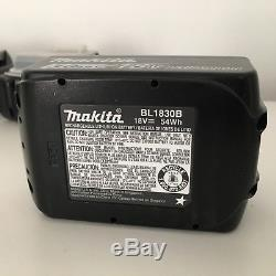 5 New GENUINE Makita Batteries BL1830B 3.0 AH 18v For impact, Drill, Saw, Grinder