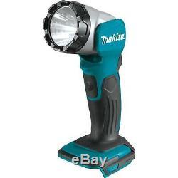 6-Pc Makita Hammer Driver Drill Recipro Saw Circ Saw Grinder Flashlight Kit Set