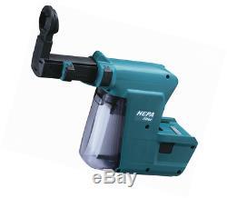 Aparoli Makita DX02 Dust Extractor Extension for BHR243RFE Hammer Drill
