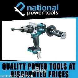 Brand New Makita Brushless Hammer Drill Driver Xph07 Lxt Li-ion (dhp481)