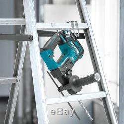 Brushless Cordless SDS + Concrete Masonry Rotary Hammer Drill 2 Batteries Makita