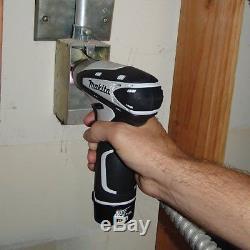 Cordless Combo Kit 12V Drill Driver Ion Lithium Mini Max Power Small Tool Tools