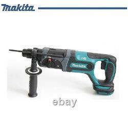 Genuine Makita DHR241Z Li-ion 18V Cordless Rotary Hammer Drill Driver Baretool