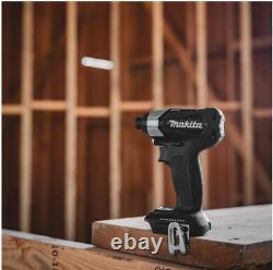 (MA3) Makita 18v Sub-Compact Brushless 4-Pc Combo Kit CX401SYB Hammer Drill Saw