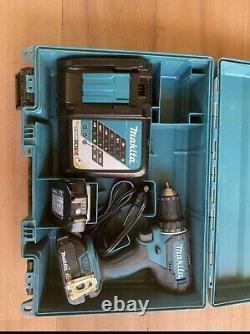 MAKITA 1/2 18V Li-Ion COMPACT DRIVER / DRILL KIT, XFD10