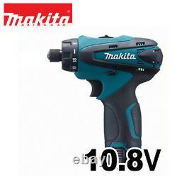 MAKITA 10.8V 1/4'' LXT Cordless Drill Driver Body only / DF030DZ