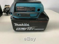 MAKITA 18-Volt LXT Brushless Hammer Drill & Impact Driver Combo Kit (GCE038263)