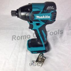 MAKITA 18V BRUSHLESS Hammer Drill, Impact Drill & Case Only (New From Kit)