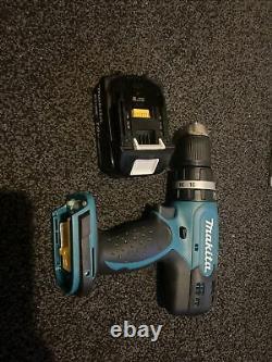 MAKITA 18V LXT Li-Ion Cordless Combi Drill WITH 3.0ah 18V Battery 100% Genuine