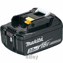 MAKITA 6-PIECE TOOL SET LITHIUM ION CORDLESS 18V Drills Saws Angle Grinder+ NEW