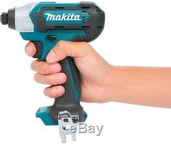 MAKITA Cordless 3/8 in. Drill Impact Driver Combo Kit 12-Volt MAX Lithium-Ion