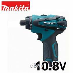 MAKITA DF030DZ 10.8V 1/4 LXT Cordless Drill Driver Bare Tool Tracking