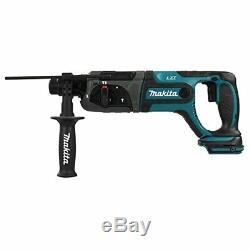 MAKITA DHR241Z Cordless 18V Li-ion Rotary Hammer Drill Body Only