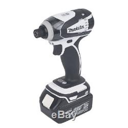 MAKITA DLX2020 18v TWIN PACK IMPACT DRIVER & DRILL 2 3.0Ah BATTERIES CHARGER NEW