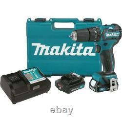 MAKITA PH05R1 12V Max CXT 3/8-Inch Brushless Cordless Hammer Driver-Drill Kit