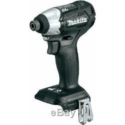 MAKITA XFD11ZB 18 Volt Drill & XDT15ZB Impact Driver Cordless Combo TOOL ONLY