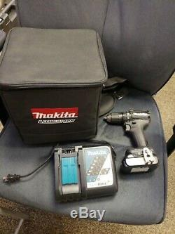 MAKITA XFD11ZB 18V LXT Sub-Compact Brushless 1/2 Driver-Drill. With Battery