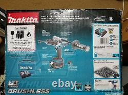 MAKITA XPH07MB 18V LXT Li-Ion 1/2-in Brushless Cordless Hammer Driver-Drill Kit