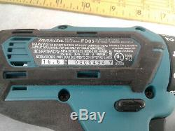 Makita 12V FD05 3/8 Drill/Driver & DT03 Impact Driver Kit 2 Batteries Charger
