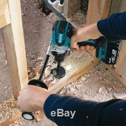 Makita 18-Volt 6-Piece 5.0Ah LXT Brushless Kit Hammer Driver Drill/ Impact Sawith