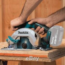 Makita 18-Volt LXT Brushless 6-Piece Kit Hammer Driver-Drill, Impact Driver