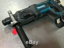 Makita 18-Volt LXT Cordless 7/8 SDS-Plus Rotary Hammer Drill BHR241 3.0Ah Batt