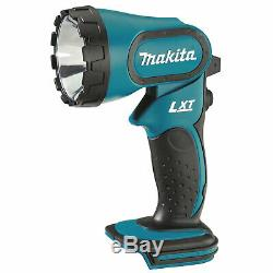 Makita 18 Volt LXT Cordless Drill 7 Piece Tool Kit with 2 Batteries (Open Box)