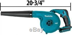 Makita 18-Volt LXT Lithium-Ion Cordless 5-Piece Combo Kit Driver-Drill/ Impact