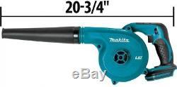 Makita 18-Volt LXT Lithium-Ion Cordless 5-Piece Combo Kit Driver-Drill/ Impact