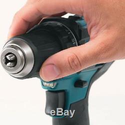 Makita 18-Volt LXT Lithium-Ion Cordless Driver Drill Impact Driver Combo Kit Bag