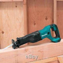 Makita 18V 6-pc. Combo Kit XT615X1 Hammer Drill/ Impact Driver/ Circular Saw