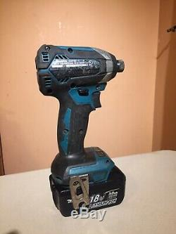Makita 18V High Torque Driver, Drill, Impact Driver Tool Set