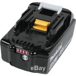 Makita 18V LXT Brushless Cordless Driver & Impact Drill Combo Kit with Batteries