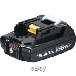 Makita 18V LXT Cordless Impact Driver & Drill Combo Kit with Batteries (Open Box)