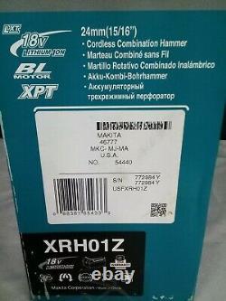 Makita 18V LXT Li-Ion 1in Cordless SDSPlus Masonry Rotary Hammer Drill Tool Only