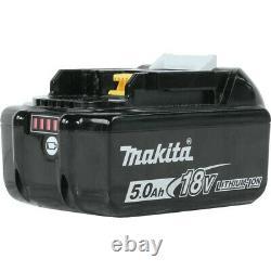 Makita 18V LXT Li-Ion BL Impact Driver & Hammer Drill-Driver Kit XT257T-R Recon