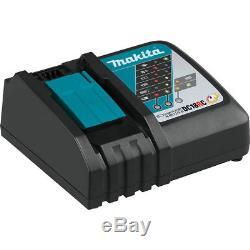 Makita 18V LXT LiIon Brushless Cordless Combo Kit Driver-Drill/ Impact Driver