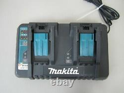 Makita 18V LXT Sub-Compact Brushless Cordless Drill Kit XFD11 & XDT15