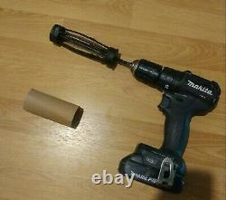 Makita 18V Lithium-Ion Compact Brushless Toilet Paper Extractor + Paper Towels