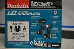 Makita 18V Subcompact Drill Driver Combo Kit