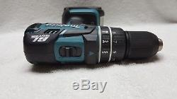 Makita 18V XPH06 LXT Brushless 1/2 Hammer Drill Battery & Charger Included