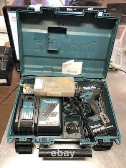 Makita 18V XPH10 Cordless 1/2 Battery Hammer Drill Driver 18 Volt LXT