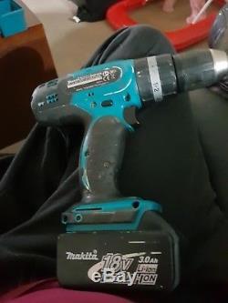 Makita 18v BHP453RFE LXT Cordless Hammer Drill Driver 2 Batteries 3.0Ah