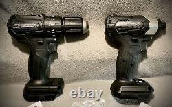 Makita 18v LXT Brushless Sub Compact Hammer Drill Impact Driver XPH11 XDT15 NEW