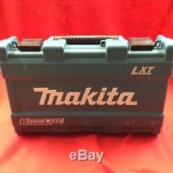 Makita 18v Li-ion 1/2 Drill XFD01Combo Kit & 1/4 XDT04 Impact